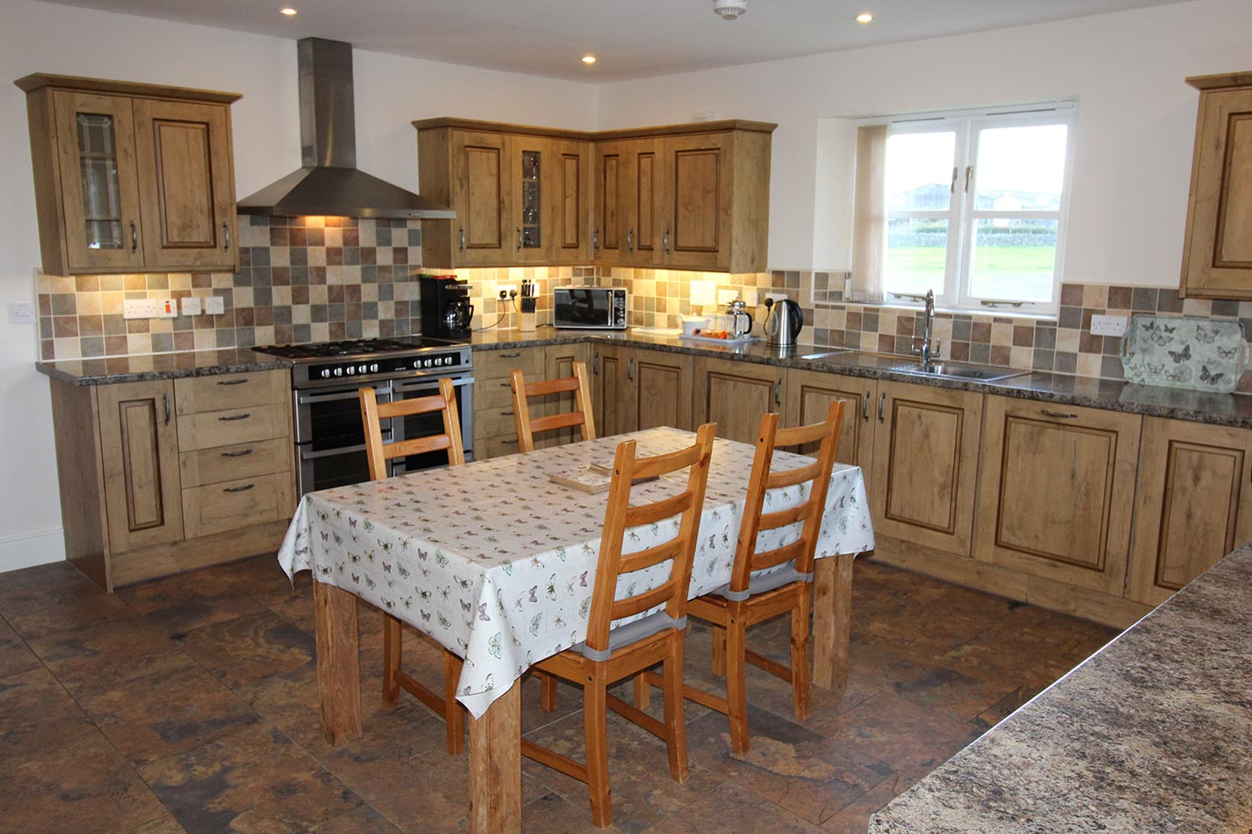 Wheatlands Cottage kitchen | Burradon Farm Houses & Cottages