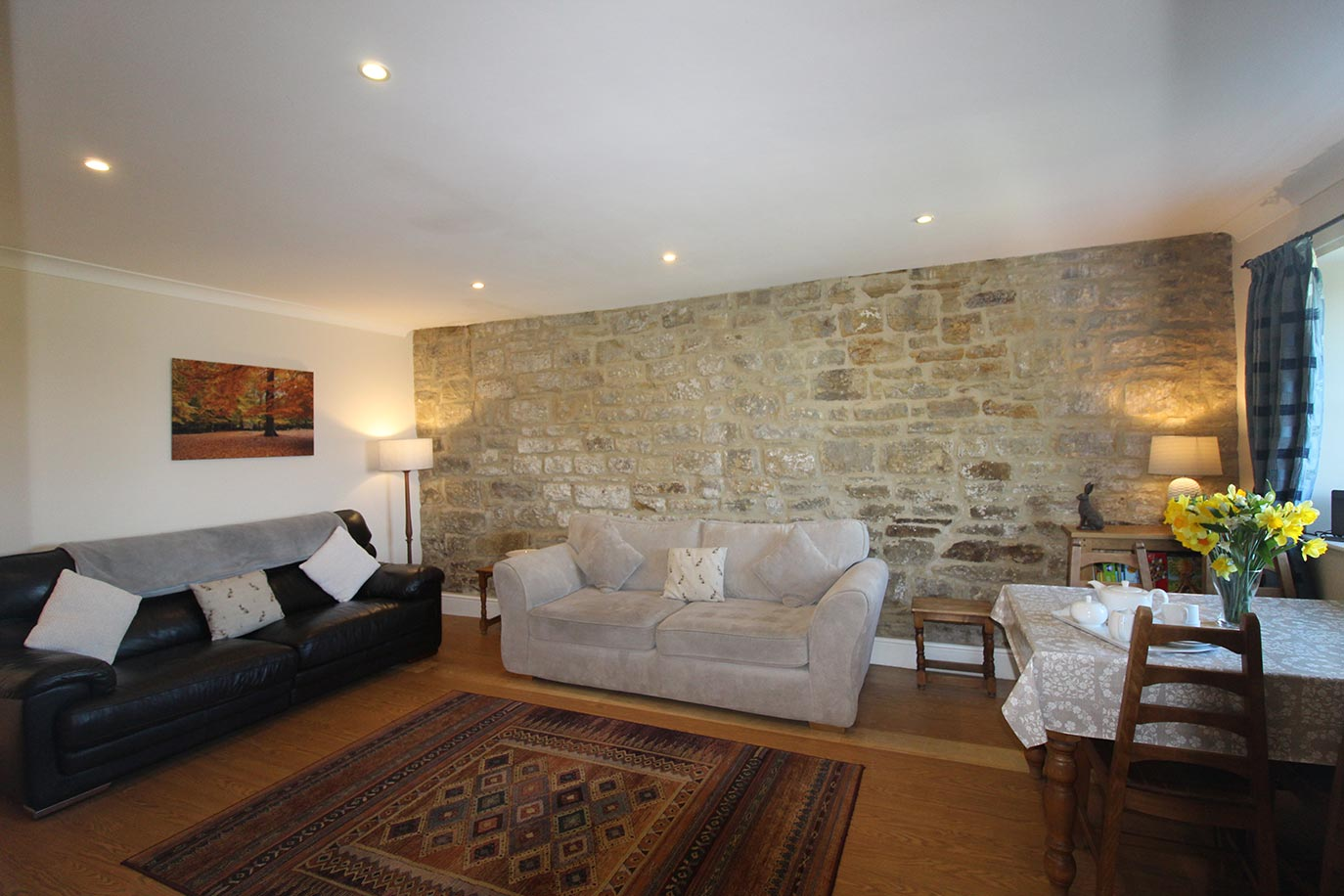 Maltpool Cottage Lounge Diner | Burradon Farm Houses & Cottages