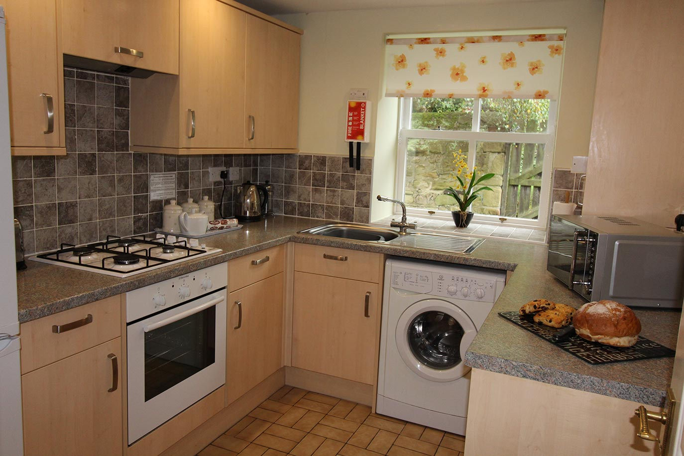 Pele Cottage kitchen | Burradon Farm Houses & Cottages