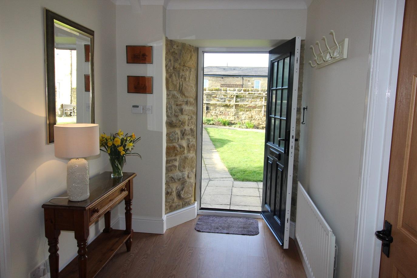 Buttermilk Hallway