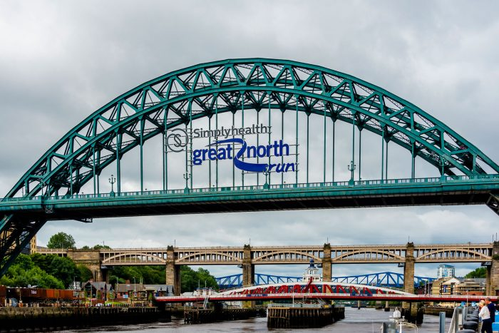 Tyne Bridge Great North Run