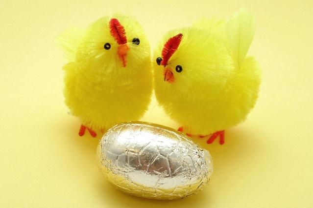 Egg-citing Easter
